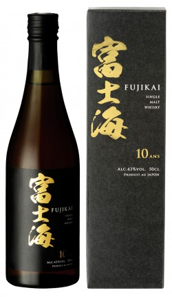 FUJIKAI 10 YEARS – JAPANESE SINGLE MALT