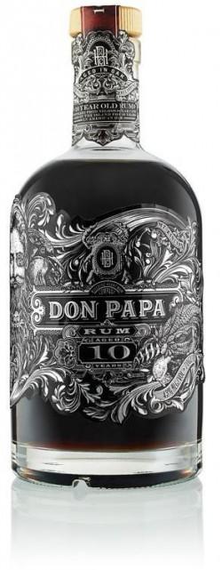 Don Papa Flasche