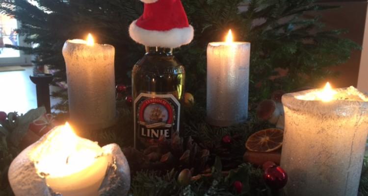 Eine Frohe Weihnacht und einen guten Start ins neue Jahr 2017 …