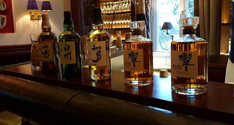 Yamazaki Whisky Tasting im Anglo German Club in Hamburg